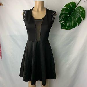 Sleeveless monteau Los Angeles dress medium
